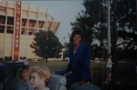 TAMARA WILLIAMS  NLU HOMECOMING COURT 1992