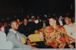 Alphas at 1987 Greekshow  Eric, Greyhound, Paul & Kevin